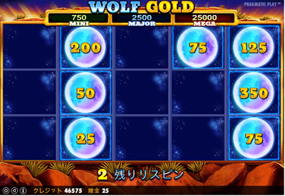 WOLF GOLD 解説4