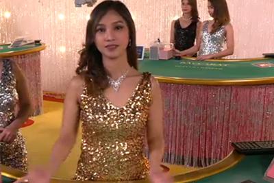 ライブカジノの美女3