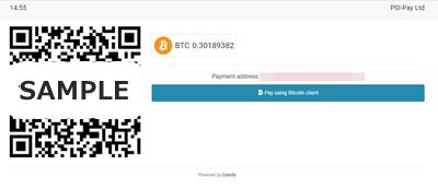 ビットコインをecoPayzに入金する3(PC)