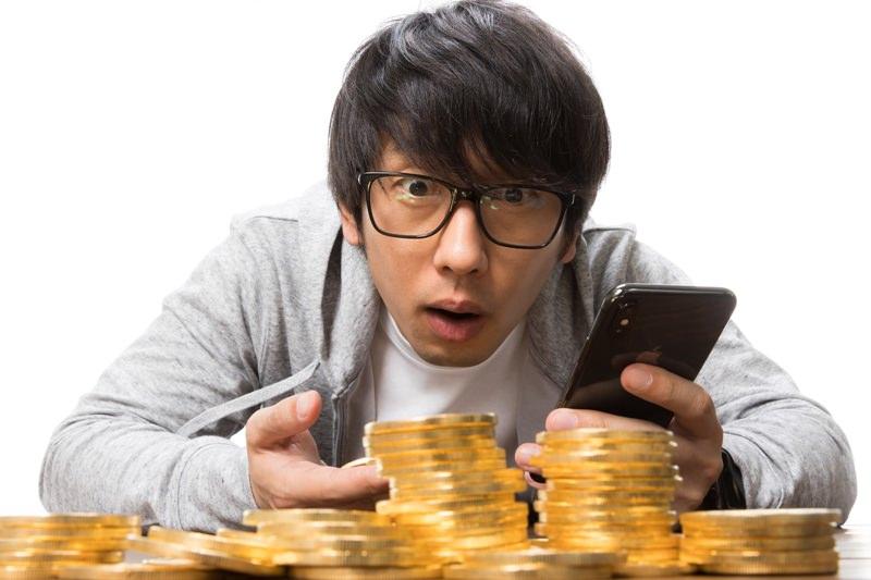スマホでギャンブルができる!あなたの知らないオンラインカジノの世界