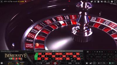 イマーシブル―レットを実際にプレイ3