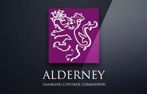 オルダーニーのライセンス(ロゴ)