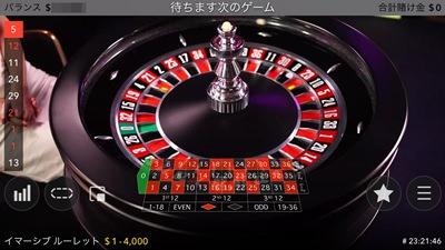 スマホでライブカジノ2