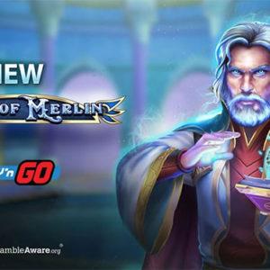 Rise of Merlin(ライズ・オブ・マーリン)を実際にプレイしてみた